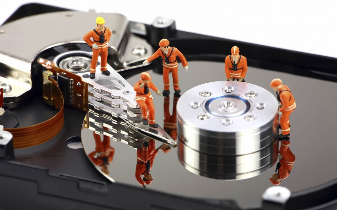 Benefits of data recovery services in Hertfordshire