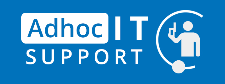 Ad-hoc IT Support; Paying By the Hour for Expert IT Support